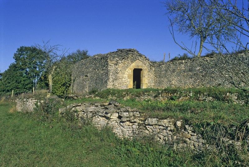 Photo du Monument Historique Cabane en pierre sèche situé à Les Eyzies-de-Tayac-Sireuil