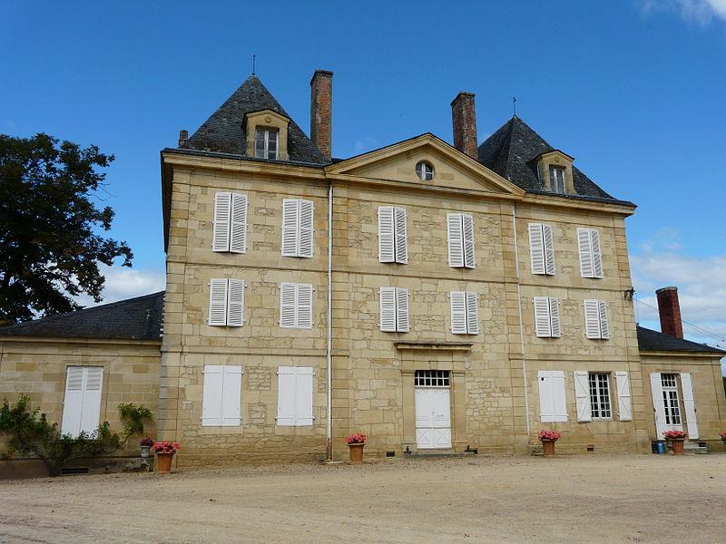 Photo du Monument Historique Château et parc de Caudon situé à Domme