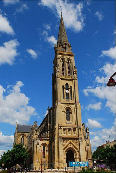 Photo du Monument Historique Eglise Notre-Dame situé à Bergerac