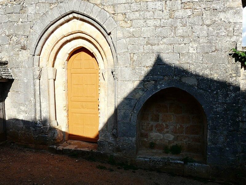 Photo du Monument Historique Chapelle Notre-Dame du Mouret situé à Terrasson-Lavilledieu