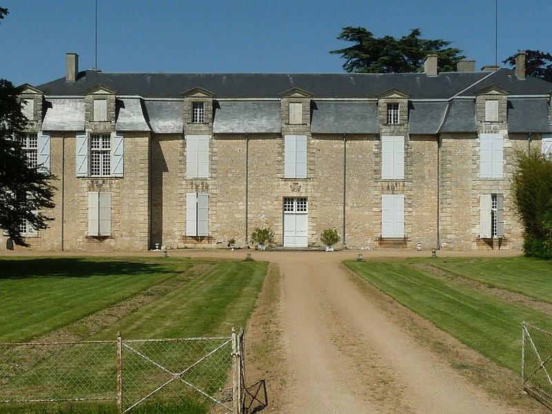 Photo du Monument Historique Domaine du château de Cumond situé à Saint-Antoine-Cumond