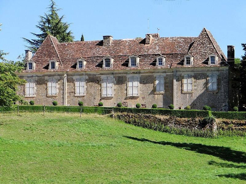 Photo du Monument Historique Chartreuse du Breuil situé à Grives