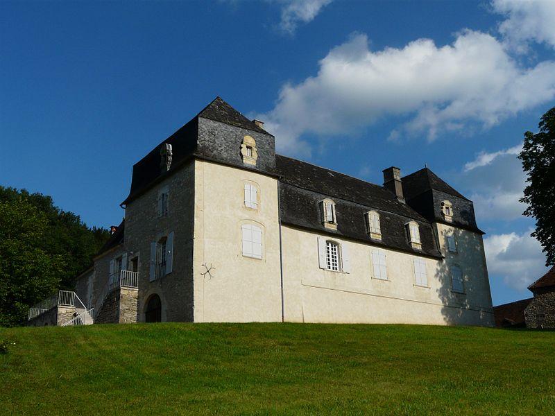Photo du Monument Historique Chartreuse des Fraux situé à La Bachellerie