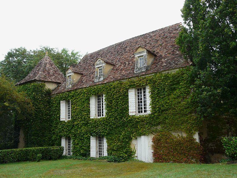 Photo du Monument Historique Hospice de Malrigou situé à Saint-Jean-d'Estissac