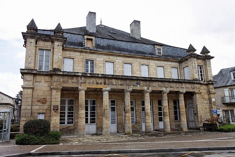 Photo du Monument Historique Maison Duchêne situé à Montignac