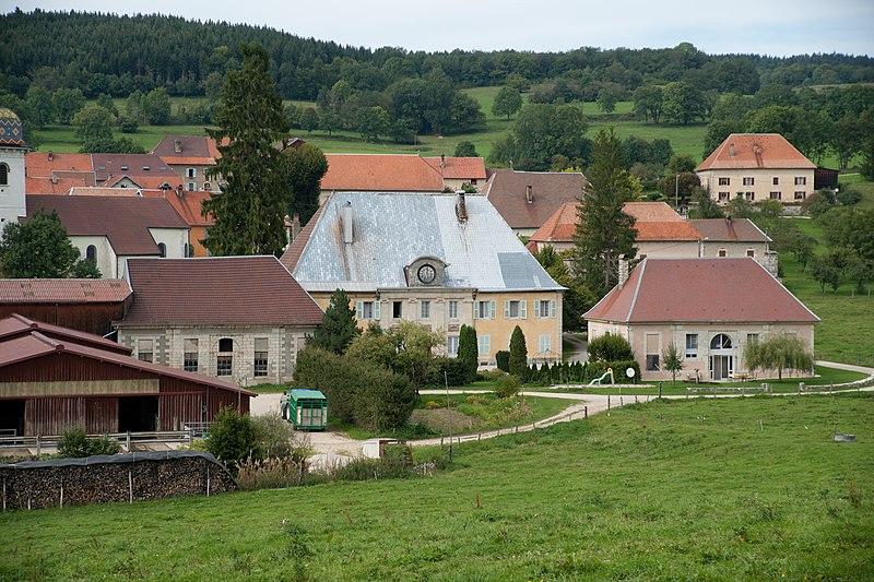 Photo du Monument Historique Château situé à Aubonne