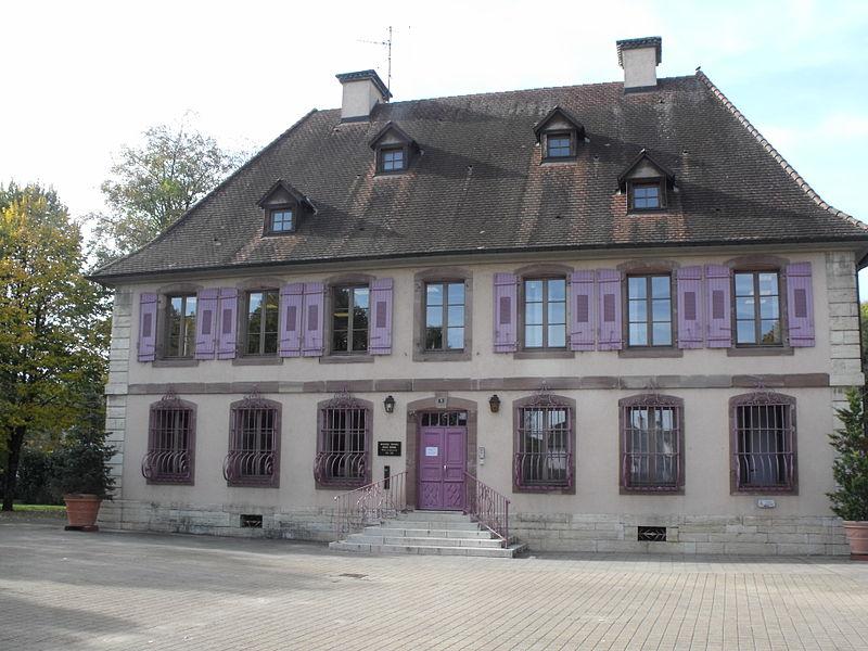 Photo du Monument Historique Château situé à Audincourt