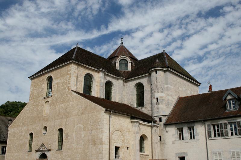 Photo du Monument Historique Abbaye de bénédictines situé à Baume-les-Dames