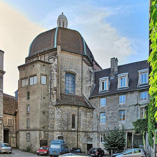 Photo du Monument Historique Eglise situé à Besançon