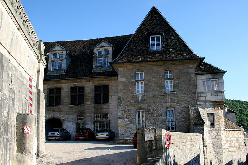 Photo du Monument Historique Hôtel Bonvalot situé à Besançon