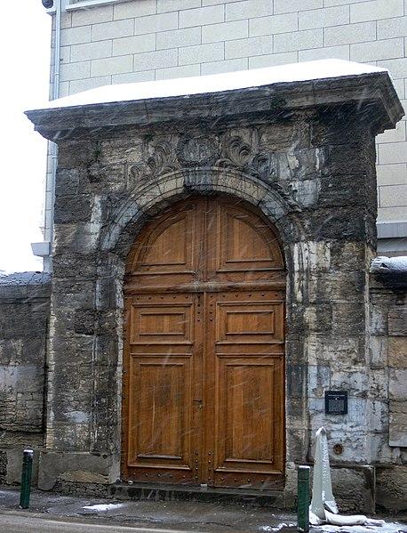 Photo du Monument Historique Couvent des Cordeliers situé à Besançon