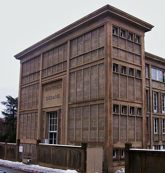 Photo du Monument Historique Usine Dodane situé à Besançon