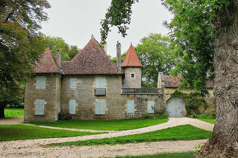Photo du Monument Historique Château situé à Chevroz