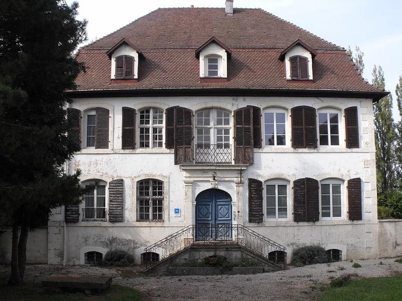 Photo du Monument Historique Château Sattler situé à Exincourt