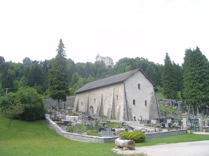Photo du Monument Historique Eglise Saint-Maurice situé à Jougne