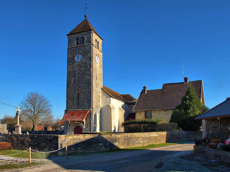 Photo du Monument Historique Eglise situé à Lizine