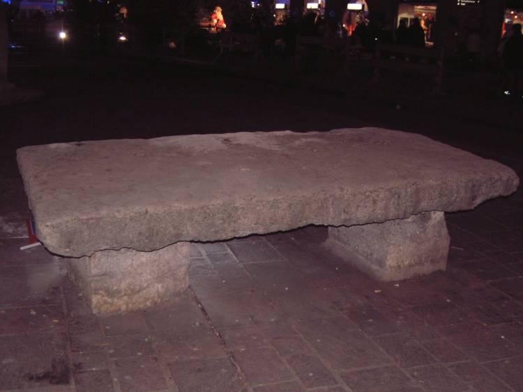 Photo du Monument Historique Pierre à poissons situé à Montbéliard