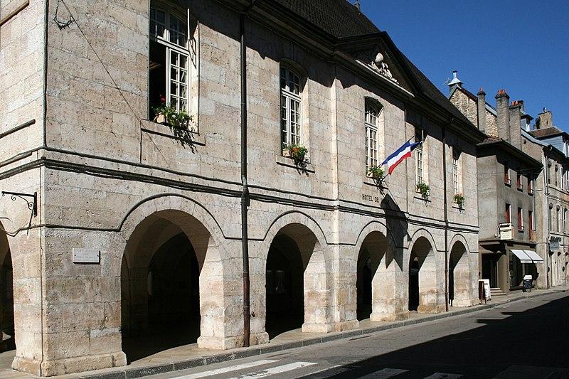Photo du Monument Historique Bailliage situé à Ornans