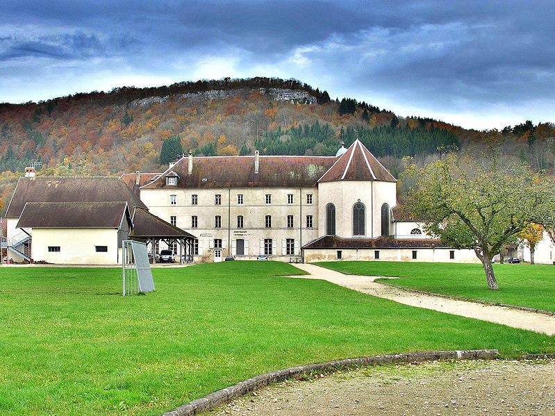 Photo du Monument Historique Couvent des Minimes, puis de la Visitation situé à Ornans