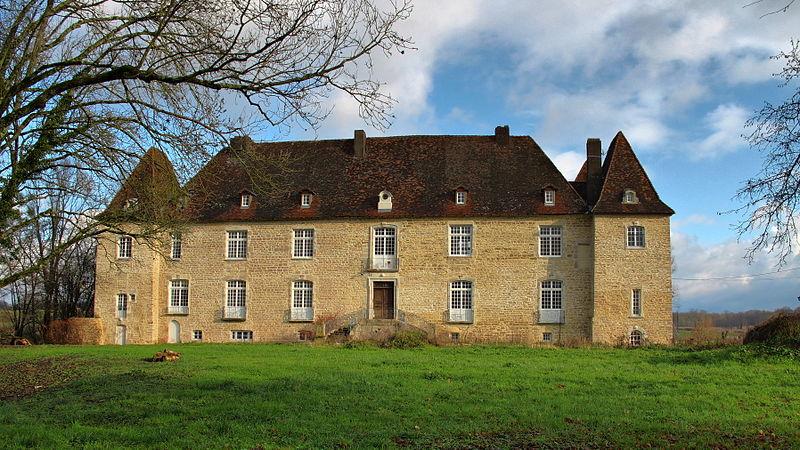 Photo du Monument Historique Château situé à Recologne