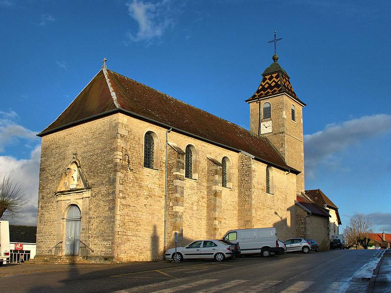 Photo du Monument Historique Eglise Saint-Barthélémy situé à Recologne