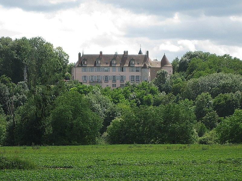 Photo du Monument Historique Château de Torpes situé à Torpes