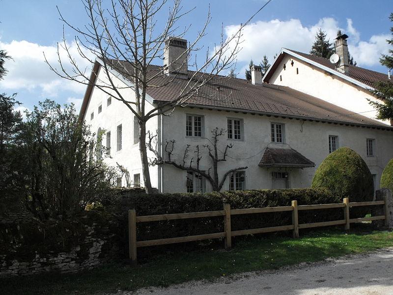 Photo du Monument Historique Maison (des Pourcelot) situé à Vauclusotte