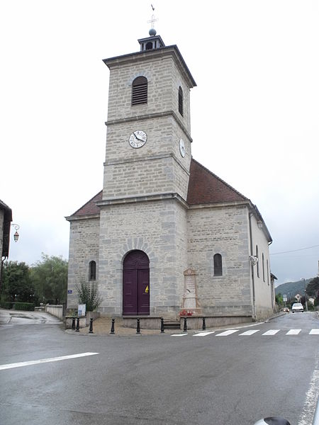 Photo du Monument Historique Eglise situé à Vorges-les-Pins