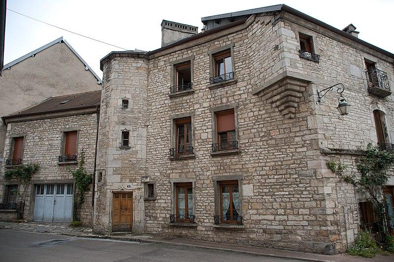 Photo du Monument Historique Immeuble situé à Vuillafans