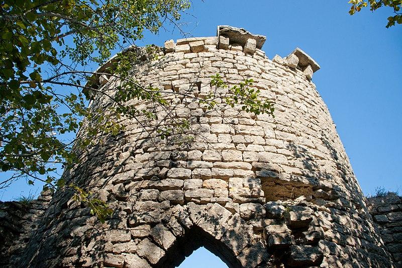 Photo du Monument Historique Château de Charencey (ruines) situé à Chenecey-Buillon