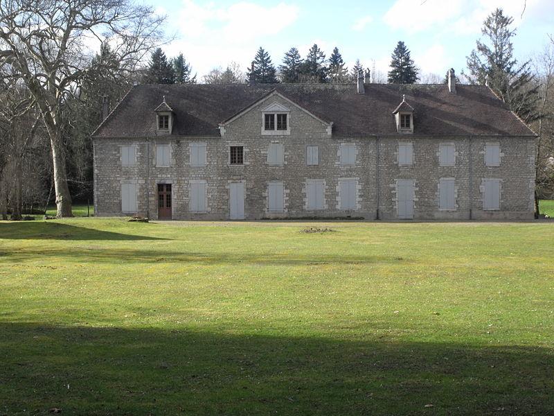 Photo du Monument Historique Château situé à Soye
