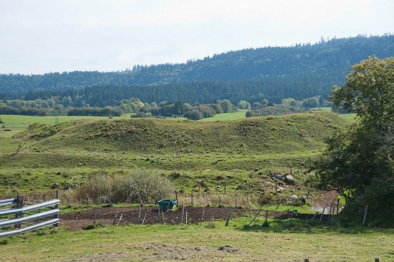 Photo du Monument Historique Site du Fort Bachin (également sur commune de La Rivère-Drugeon) situé à Bouverans
