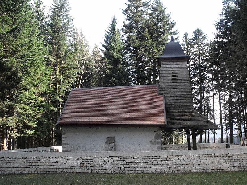 Photo du Monument Historique Chapelle Saint-Roch situé à Urtière