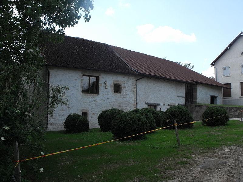 Photo du Monument Historique Maison Camboly situé à Fleurey