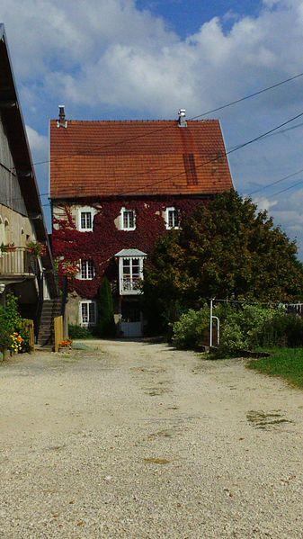 Photo du Monument Historique Maison Sorribès dite château situé à Belleherbe