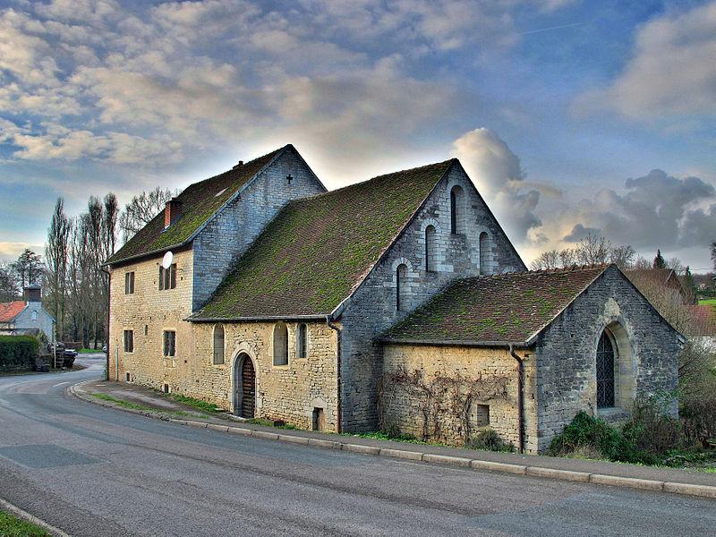 Photo du Monument Historique Abbaye de Corcelles situé à Corcelles-Ferrières