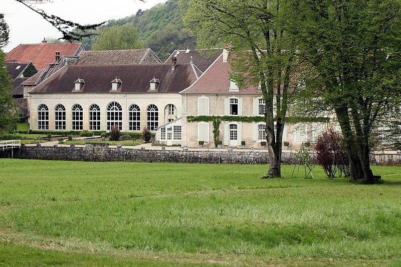 Photo du Monument Historique Château de Rennes-sur-Loue situé à Rennes-sur-Loue