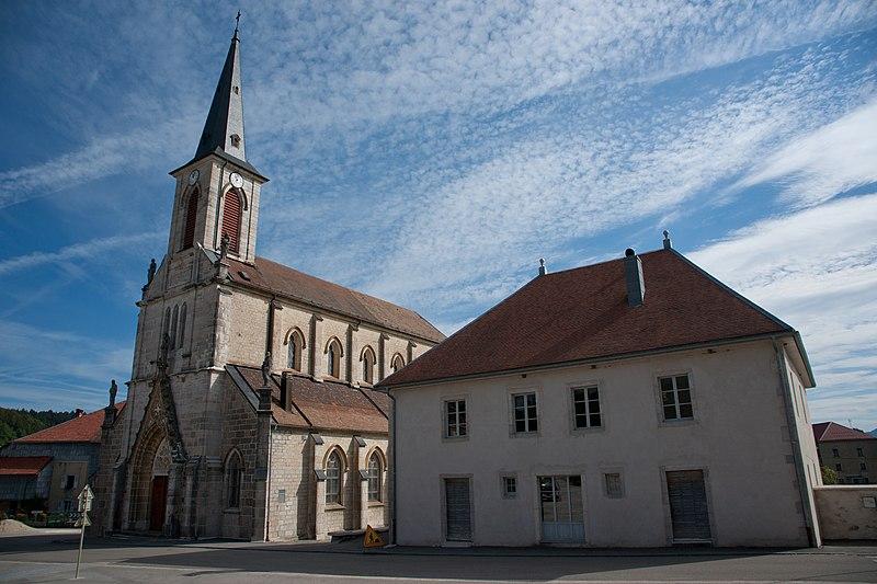 Photo du Monument Historique Presbytère de Remoray situé à Remoray-Boujeons
