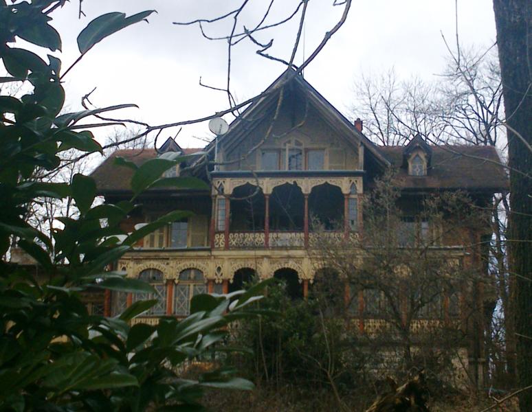 Photo du Monument Historique Chalet Meiner situé à Appenans