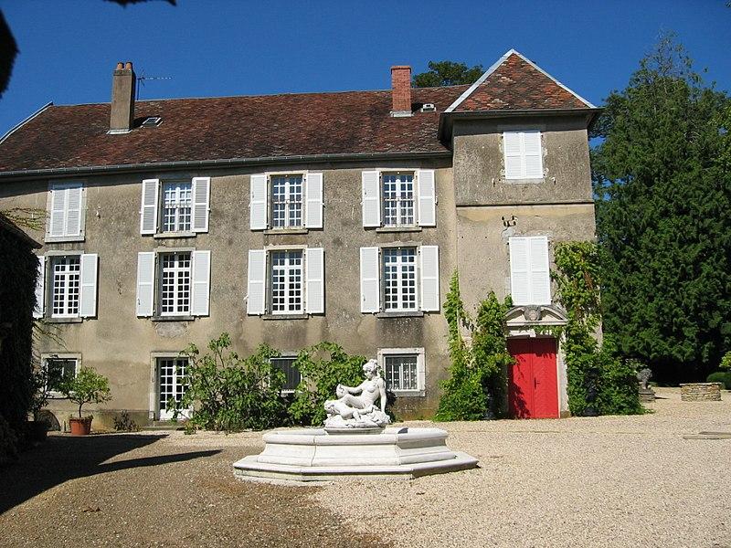 Photo du Monument Historique Demeure situé à Franois