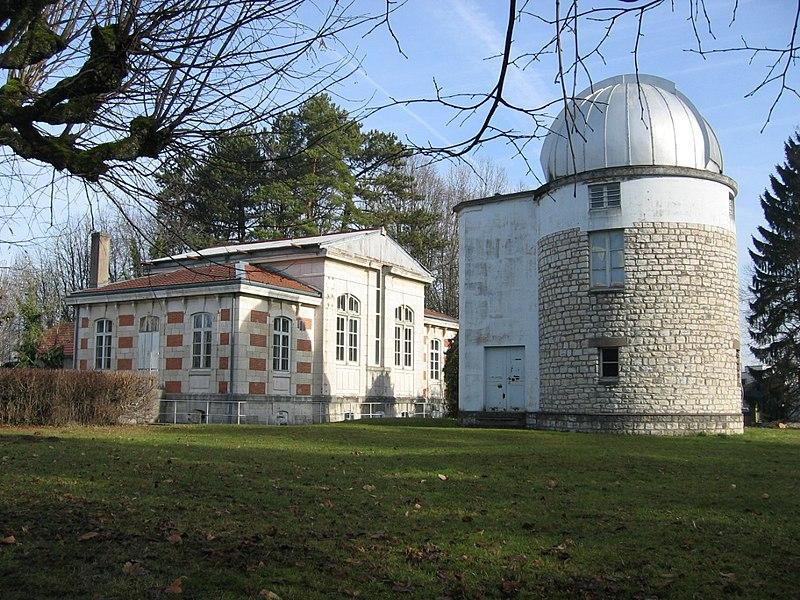 Photo du Monument Historique Observatoire situé à Besançon