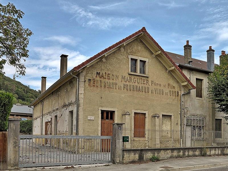 Photo du Monument Historique Atelier de Gustave Courbet situé à Ornans