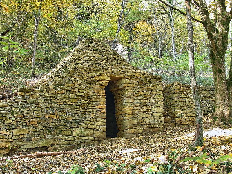 Photo du Monument Historique Caborde sur la colline de Planoise, aux Equeugniers situé à Besançon