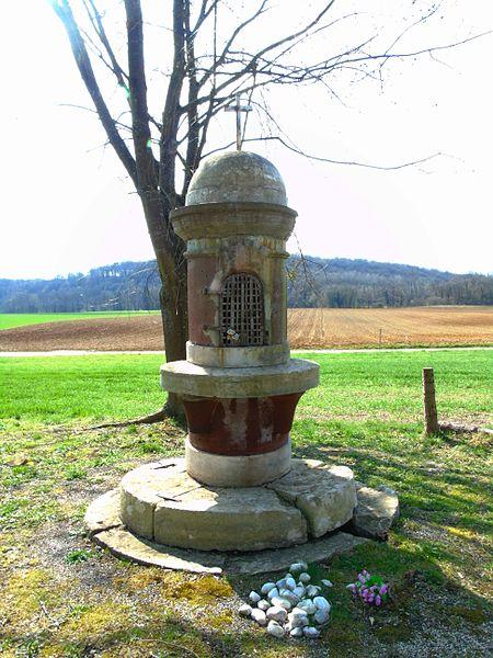 Photo du Monument Historique Oratoire dit de Notre-Dame-de-la-Grêle situé à Arcey