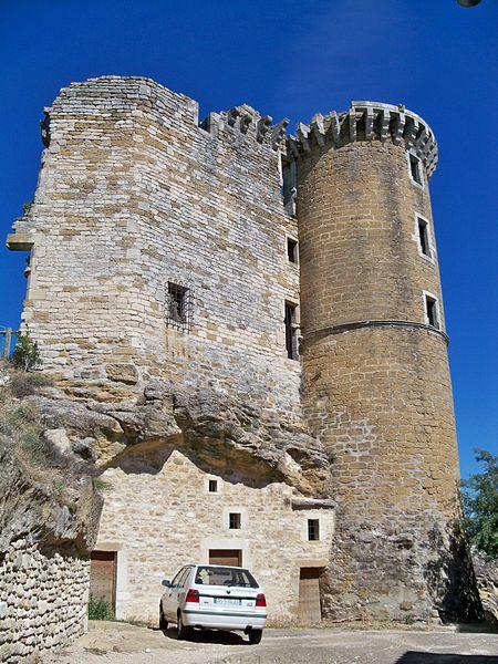 Photo du Monument Historique Château (ruines du) situé à La Baume-de-Transit