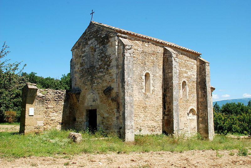 Photo du Monument Historique Eglise Saint-Pierre-ès-Liens, anciennement dite église Saint-Pierre de Margerie situé à Colonzelle