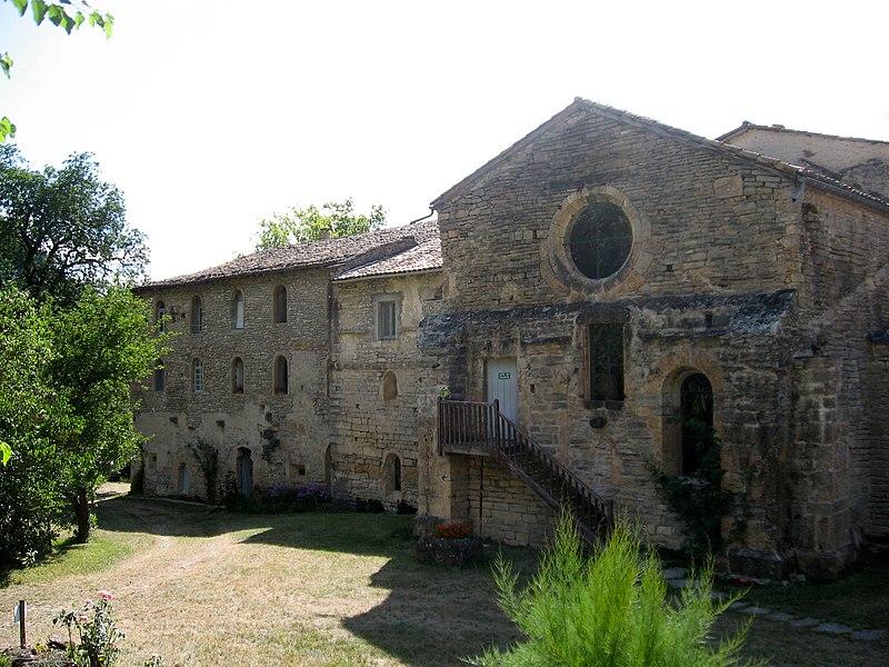 Photo du Monument Historique Abbaye cistercienne du Valcroissant situé à Die
