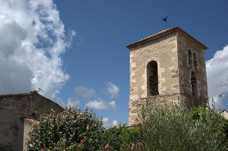 Photo du Monument Historique Eglise Saint-Pierre (vieille) situé à Dieulefit