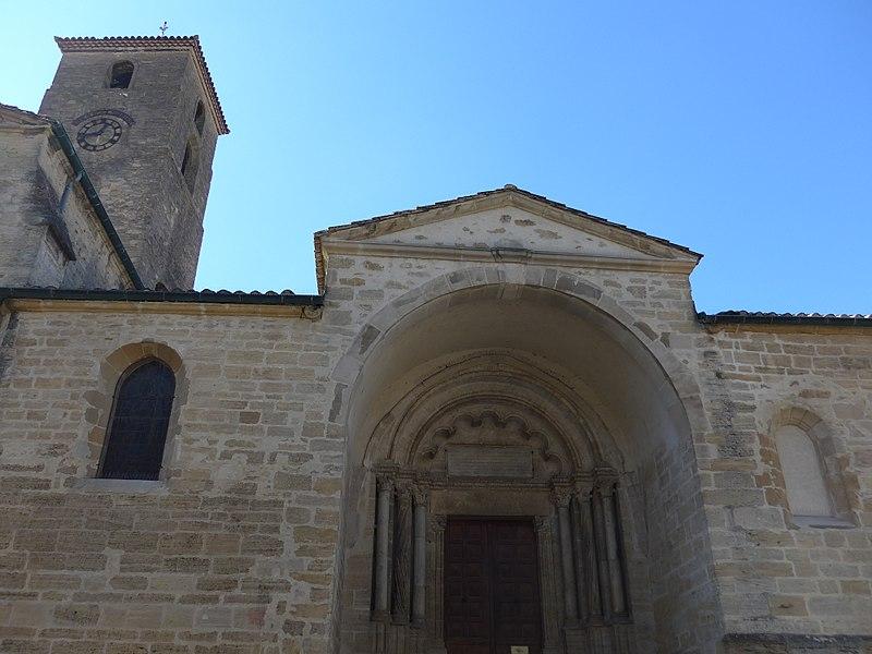 Photo du Monument Historique Eglise Notre-Dame situé à Etoile-sur-Rhône