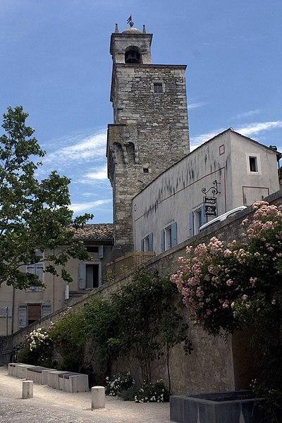 Photo du Monument Historique Beffroi situé à Grignan